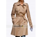 A Rainy Day In Newyork Selena Gomez Coat