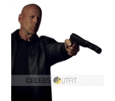 Acts Of Violence Bruce Willis Leather Jacket