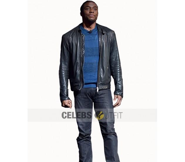 new arrive choose best find lowest price Black Panther Chadwick Boseman Jacket