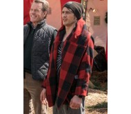 Why Him James Franco Red Plaid Jacket