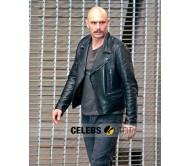 Zeroville James Franco Black Leather Jacket