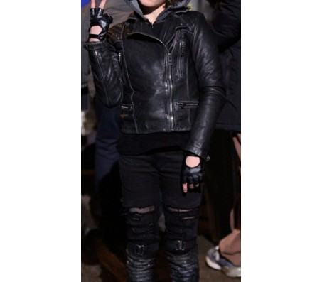 Camren Bicondova Jacket