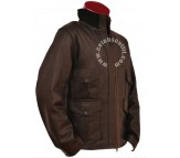 Casino Royale James Bond Real Leather Jacket