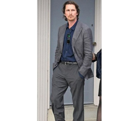 Christian Bale Knight of Cups Suit