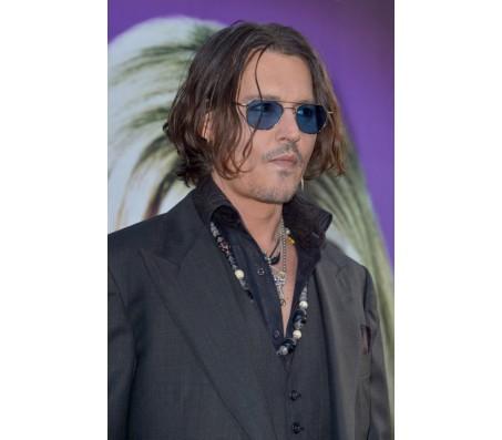 Dark Shadows Premier Johnny Depp Suit