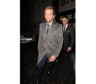 Elle Style Awards Bradley Cooper Long Coat
