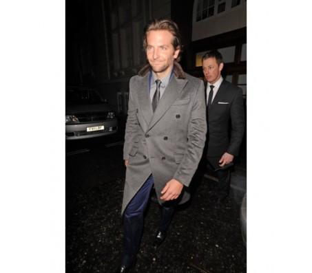 Elle Style Awards Bradley Cooper Long Coat