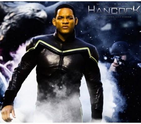 Hancock Will Smith Leather Jacket