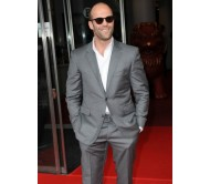 Jason Statham Safe European Premiere Suit