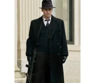 Public Enemies Johnny Depp Long Coat