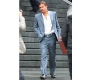 The Counselor Brad Pitt Suit