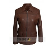 Hunger Games Real Leather Jacket