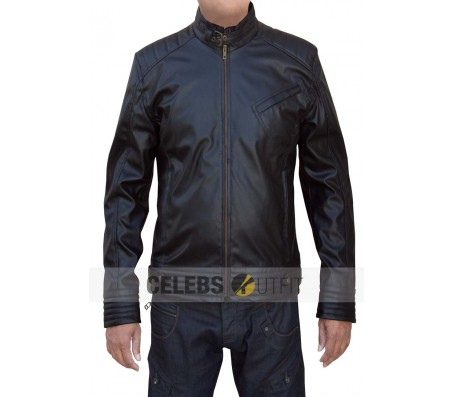 Jeremy Renner The Bourne Legacy Real Leather Jacket
