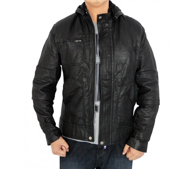 Mission impossible leather jacket