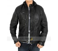Mission Impossible 4 Ghost Protocol Real Leather Jacket