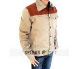 Rick Grimes Walking Dead Cotton Jacket