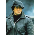 Rocky IV Sylvester Stallone Leather Jacket