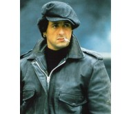 Rocky IV Sylvester Stallone Leather Jacket