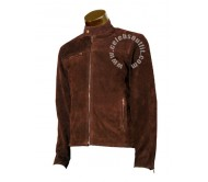 Suede Mission Impossible 3 Real Leather Jacket
