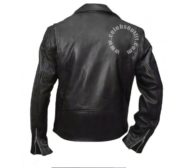 Real terminator 2 leather jacket arnold schwarzenegger jacket terminator 2 real leather jacket terminator 2 real leather jacket thecheapjerseys Images