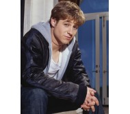 The O.C Ryan Atwood Black Real Leather Jacket