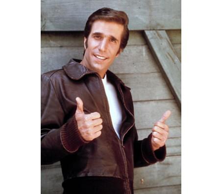 Happy Days Henry Winkler Leather Jacket
