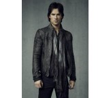 The Vampire Diaries 4 Leather Jacket