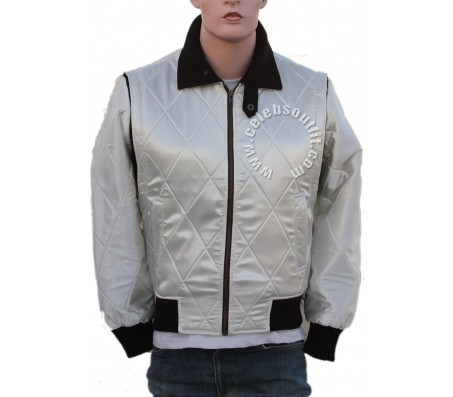 New Drive GTA White Crab Jacket