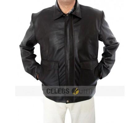 Indiana Jones Real Leather Jacket