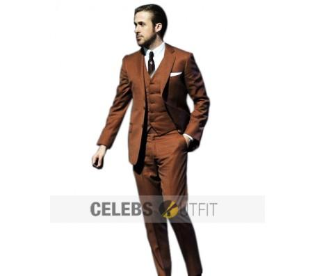 Ryan Gosling La La Land Brown Suit