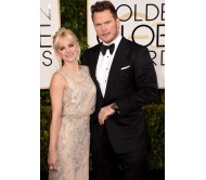 Golden Globe Awards Chris Pratt Tuxedo Suit
