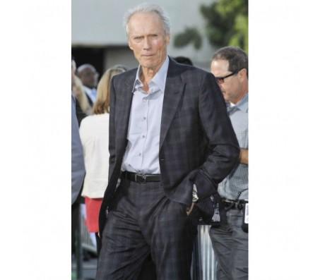 California Premiere Clint Eastwood Suit