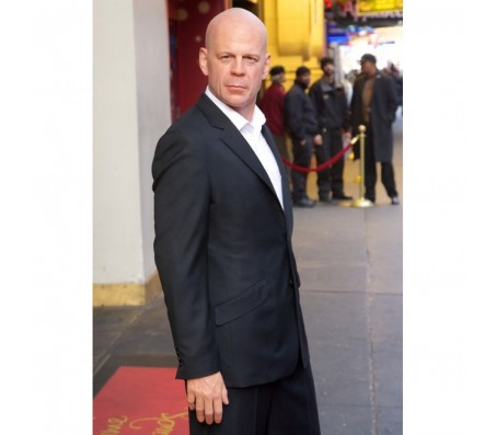 G.I. Joe Bruce Willis Suit