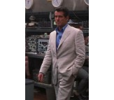 James Bond Linen Suit