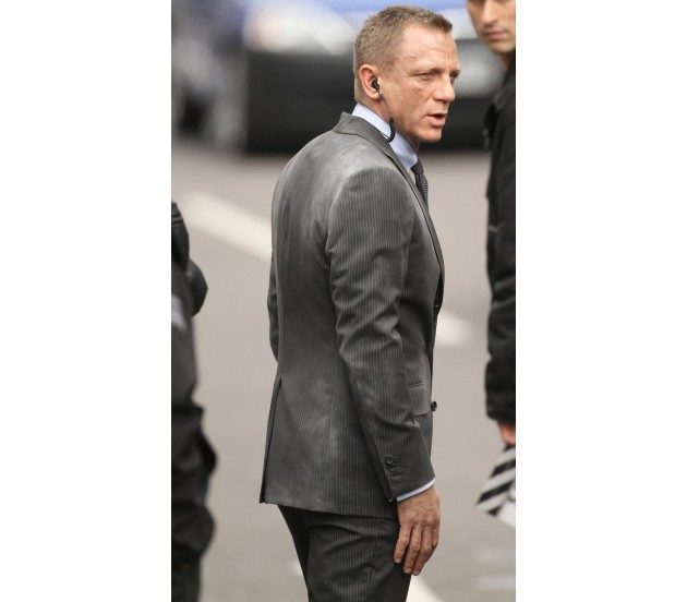 Lavish James Bond Skyfall Suit | Skyfall James Bond Suit |James Bond Suit Skyfall