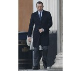 Skyfall Movie Long Coat